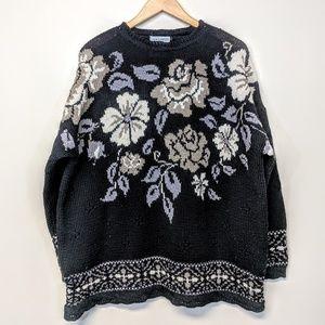 Laura Ashley Vintage Sweater